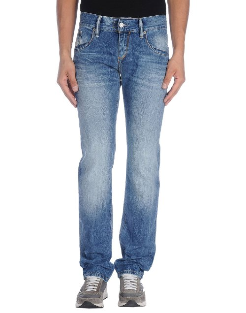 Straight Leg Denim Pants by Tommy Hilfiger Denim in Pitch Perfect 2