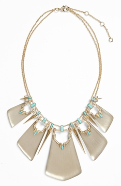 'Lucite' Statement Necklace by Alexis Bittar in Trainwreck