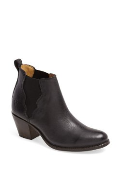 Jackie Leather Ankle Boot by Frye in Fast & Furious 6