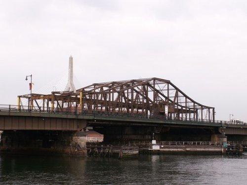 Charlestown Bridge Boston, Massachusetts in The Town