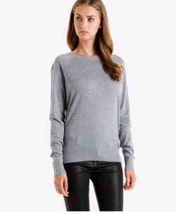 SAPPHIR Crystal Stud Sweater by Ted Baker London in Fuller House