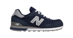 Suede and Mesh Sneakers by New Balance in Sisters