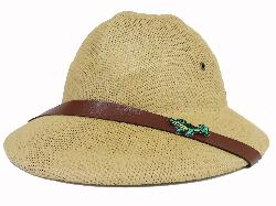 Safari Pith Helmet by Florida Hat Company in Blended