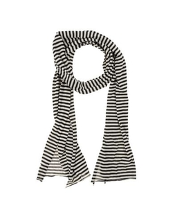Stripe Scarf by Fluxus in Valentine's Day