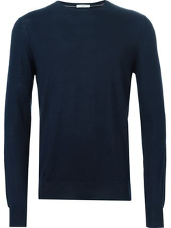 Crew Neck Sweater by Paolo Pecora in The Flash