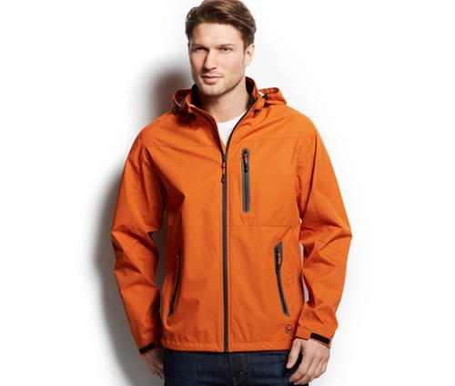 Waterproof Hipster Hooded Jacket by Hawke & Co. Outfitter in Daddy's Home