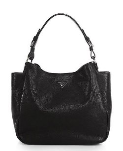 Daino Large Hobo Bag by Prada in John Wick