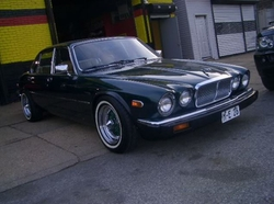 1980 XJ6 Sedan by Jaguar in Underworld