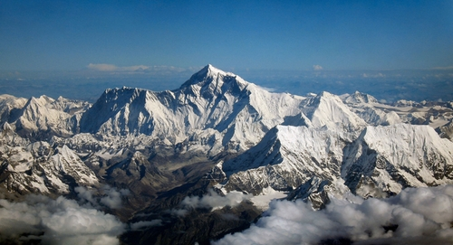 Mount Everest Xigaze, Nepal in Everest