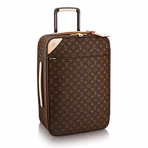 Pegase Legere 55 Suitcase by Louis Vuitton in The Boss