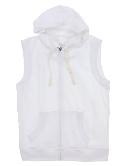 Solid Hoodie Vest by American Rag in Magic Mike XXL