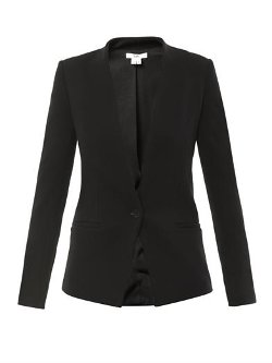 Gala Tailored Blazer by Helmut Lang in That Awkward Moment