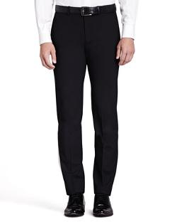 Jake New Tailor suit pant, black by Theory in Jersey Boys
