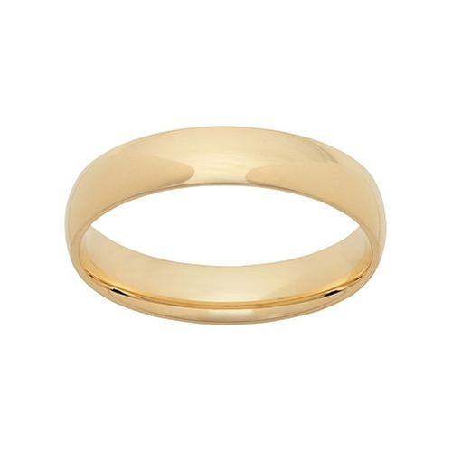 Gold Wedding Band by Kohl's in Mr. & Mrs. Smith