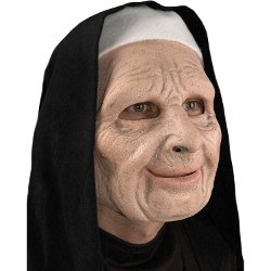 The Town Scary Nun Mask by Zagone Studios in The Town