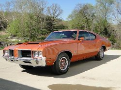 1971 442 Coupe Car by Oldsmobile in The Best of Me