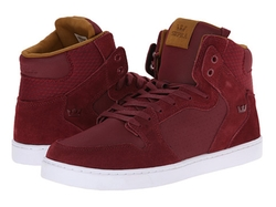 Vaider LX Shoes by Supra in Black-ish