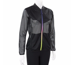 T/F Mesh Bomber Jacket by Nike in Keeping Up With The Kardashians