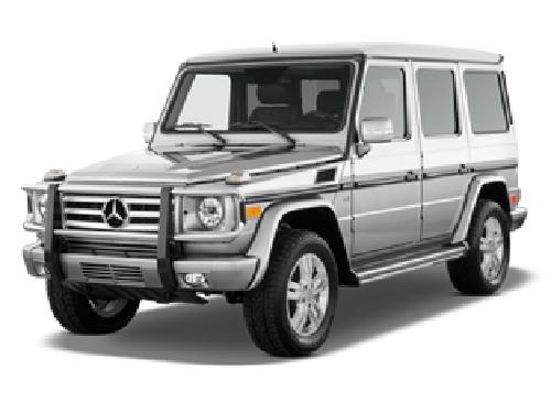 2010 G-Class SUV by Mercedes Benz in Sex and the City 2