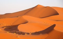 Morroco, Africa by Erg Chebbi in Sex and the City 2