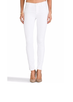 Midrise Skinny Jeans by J Brand in The Bachelorette