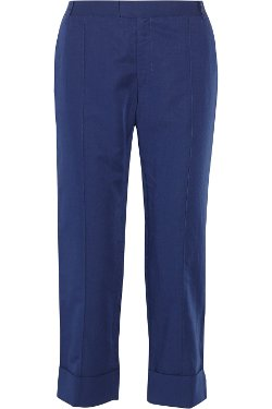 Twill Straight-Leg Pants by Band of Outsiders in Begin Again