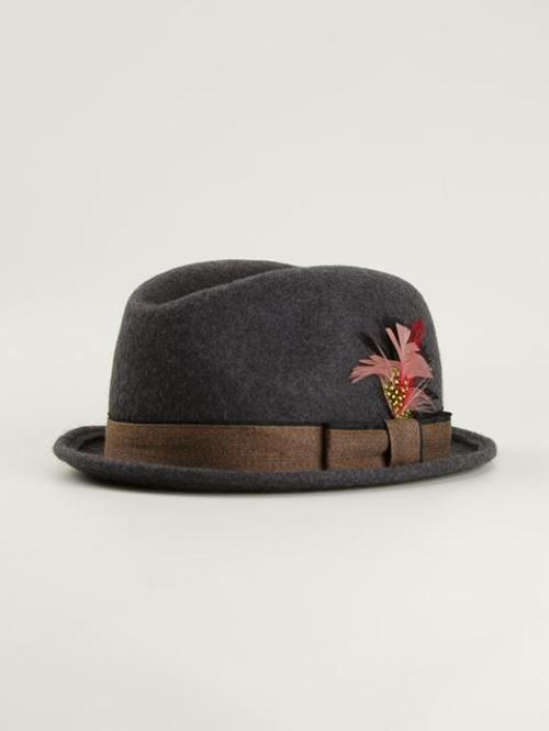 Trilby Hat by Paul Smith in Mortdecai