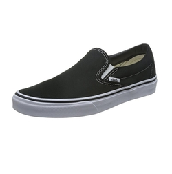 Classic Slip-On Sneakers by Vans in New Girl