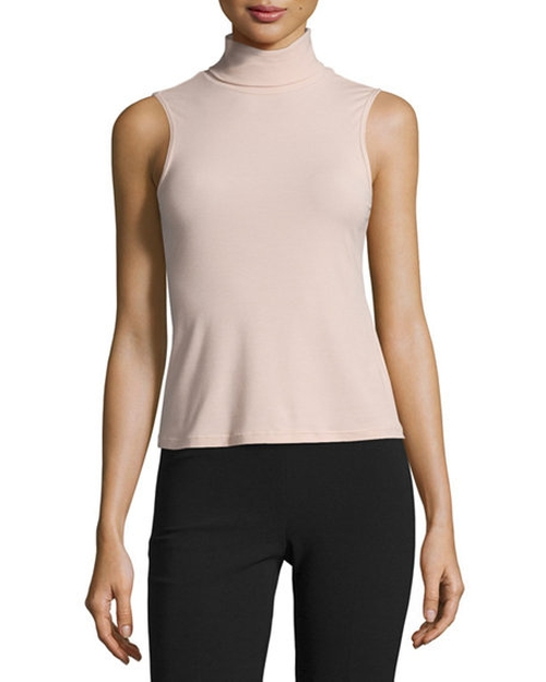 Wendel Sleeveless Knit Top by Theory in Keeping Up With The Kardashians - Season 12 Episode 8