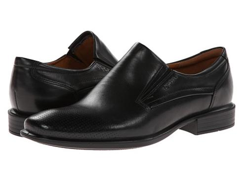 Cairo Perforation Slip On by Ecco in Lee Daniels' The Butler
