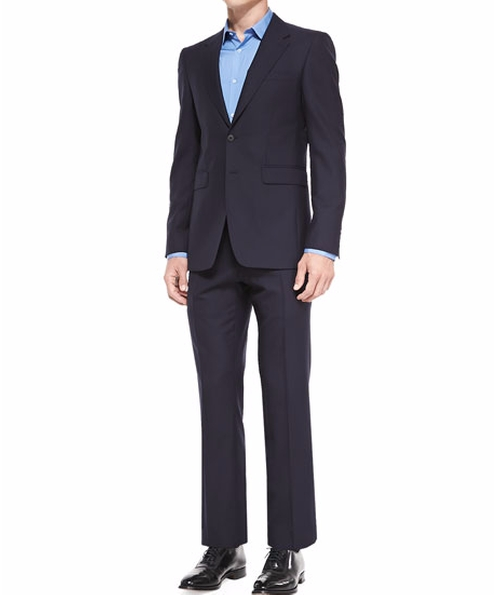 Modern-Fit Wool Suit by Burberry in Designated Survivor - Season 1 Episode 6