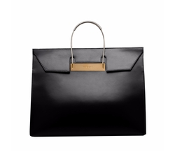 Cable-Handle Flap Medium Shopper Bag by Balenciaga in Suits