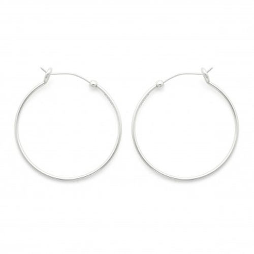 Medium Perfect Hoop Earrings by Alex And Ani in Scott Pilgrim Vs. The World