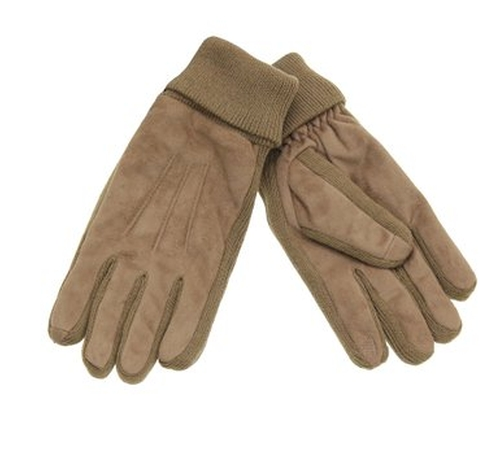 Men's SmarTouch Brushed Microfiber Gloves by Isotoner in The Finest Hours