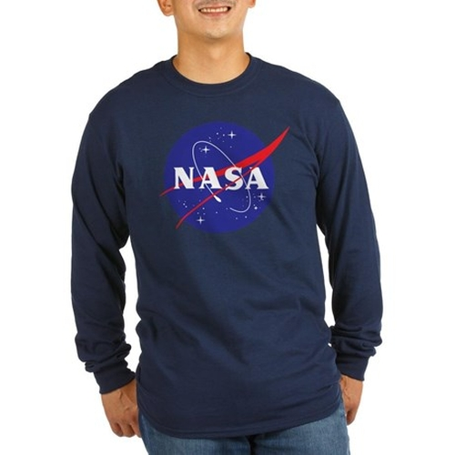 NASA Logo T-Shirt by CafePress in The Martian