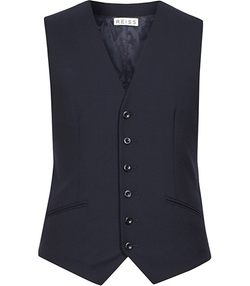 Textured Waistcoat by Martino W in Life