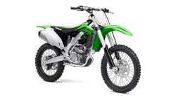 KX 250F Motorcycle by Kawasaki in Cabin in the Woods