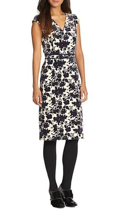 Dayton Stretch Cotton Dress by Tory Burch in Taken 3