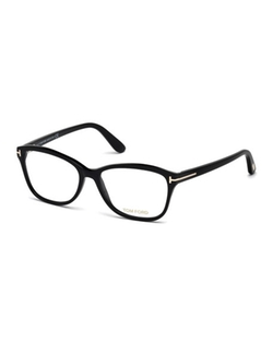 Rounded Square Optical Frames by Tom Ford in Modern Family