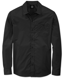 Everett Solid Shirt by Volcom in Modern Family