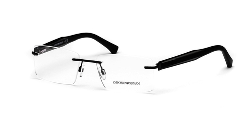 Rimless Eyeglasses by Emporio Armani in Point Break