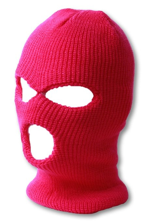 3 Hole Face Ski Mask by Top Headwear in Me and Earl and the Dying Girl