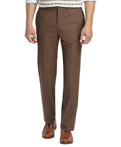 Plain-Front Brookscool Dress Trousers by Brooks Brothers in The Big Lebowski