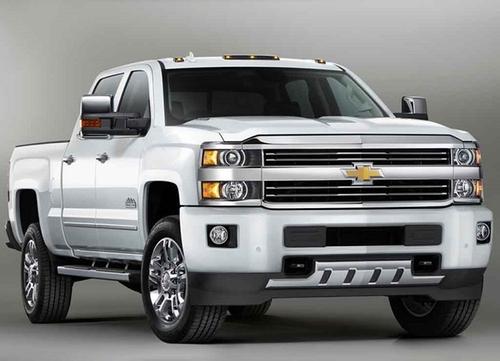 Silverado 2500HD Pickup Truck by Chevrolet in The Bachelorette - Season 12 Episode 8