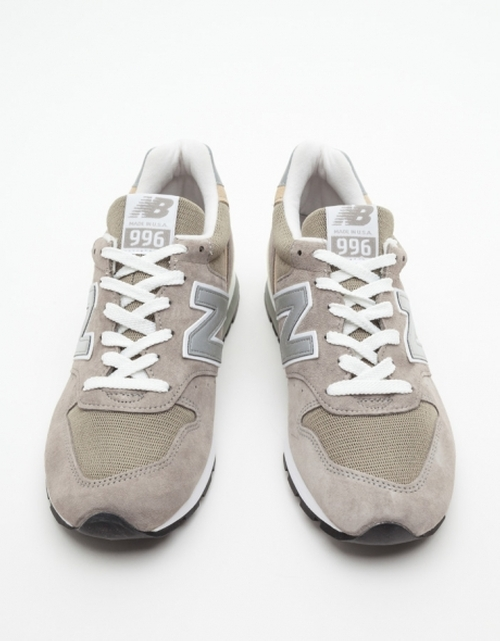 M996 Sneaker by New Balance in Nightcrawler