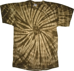 Cotton Tie-Dyed T-Shirt by Tie-Dyed in Me and Earl and the Dying Girl