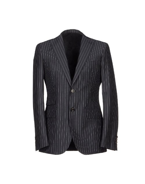 Striped Blazer by Tonello in That Awkward Moment