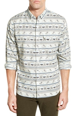Isle Sport Shirt by Bonobos in Master of None