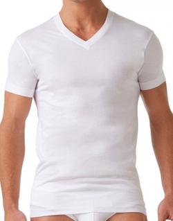 Pima V-Neck T-Shirt by 2xist in Fast & Furious 6