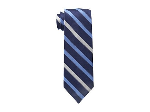 Spring Navy Bar Tie by Tommy Hilfiger in Hall Pass